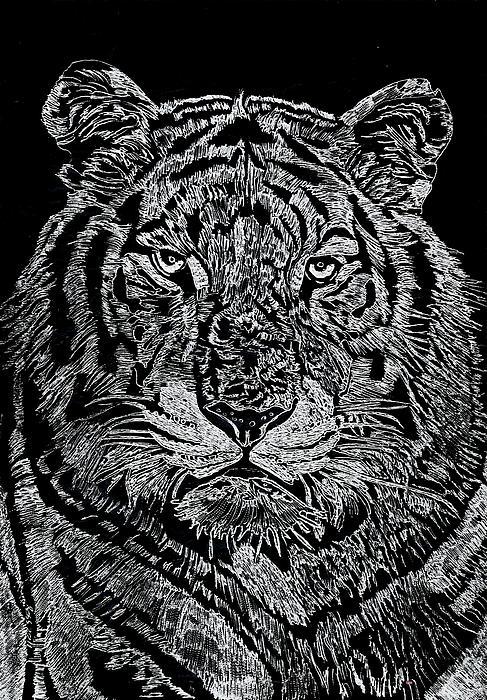 Samson Print by Jim Ross