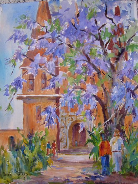 Peter Spataro - San Miguel Church Goers