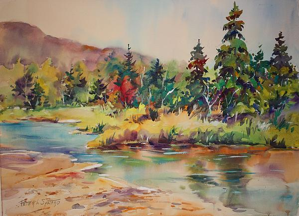 Peter Spataro - Sand Beach Acadia Maine