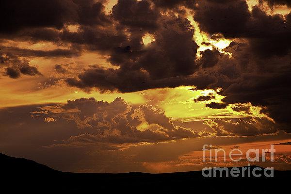 Madeline Ellis - Santa Fe Sunset