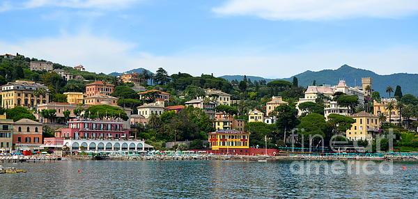 Corinne Rhode - Santa Margherita Harbor