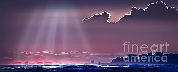 Walt Foegelle - Santa Rosa Beach Sunset