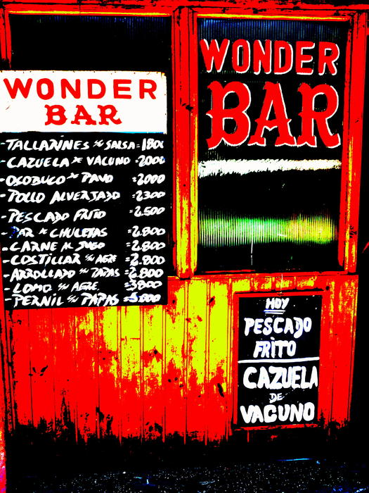 Santiagos Wonder Bar  Photograph  - Santiagos Wonder Bar  Fine Art Print