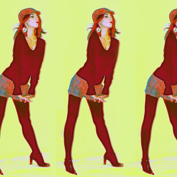 Sasha Print by Naxart Studio