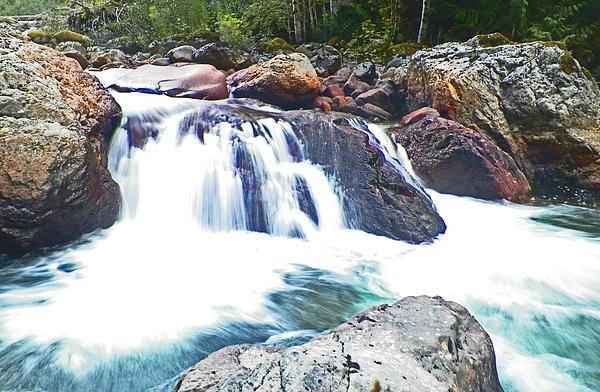 Seth Shotwell - Sauk River Cascade