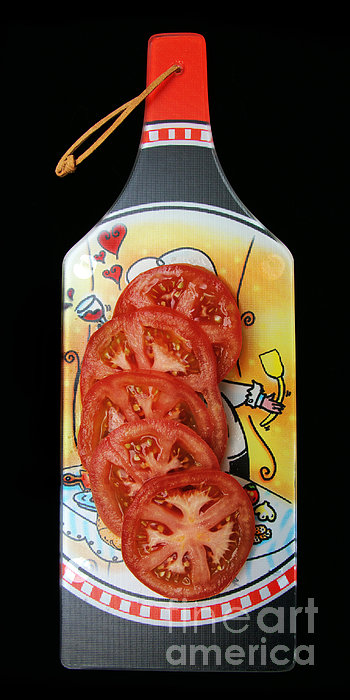 Andee Photography - Savory Red Tomato Slices