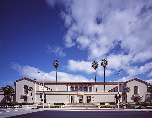 Scenes Of Los Angeles, The Pasadena Print by Everett