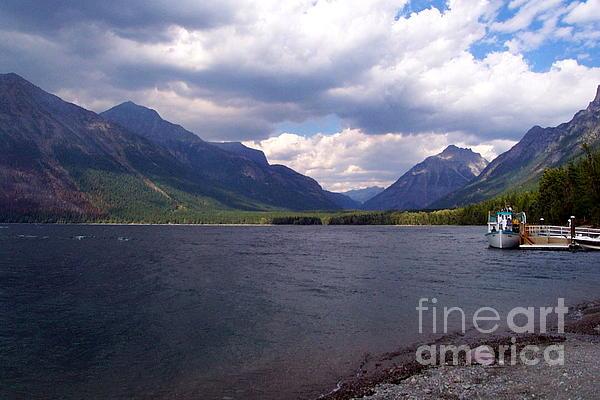 Johanne Peale - Scenic Boat Ride