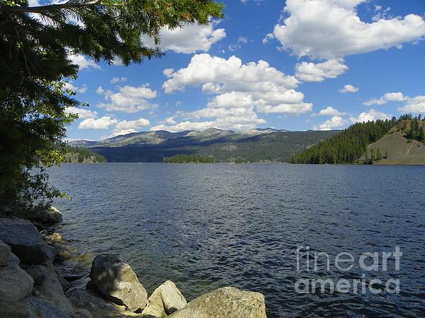 J J - Scenic Payette Lake - McCall Idaho Photography