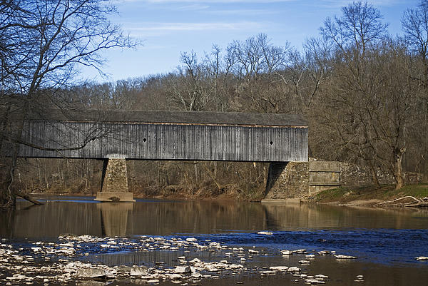 Elsa Marie Santoro - Schofield Ford Covered Bridge