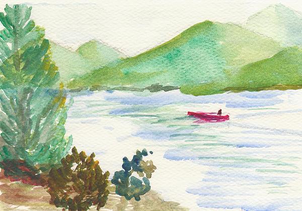 Katherine Shemeld - Sea of Marmara