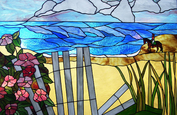 Sea Roses - Rosa Rugosa Print by Jane Croteau