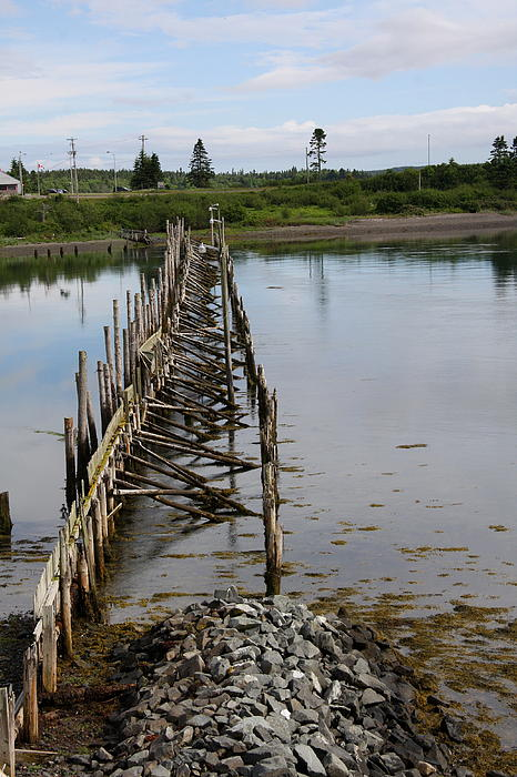 Christiane Schulze Art And Photography - Seascape Campobello Island