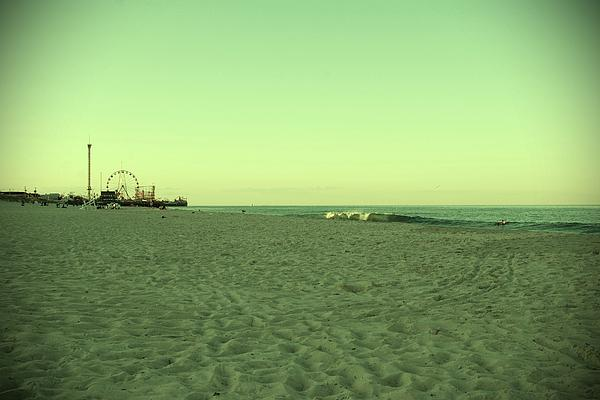 Seaside Park II - Jersey Shore Photograph