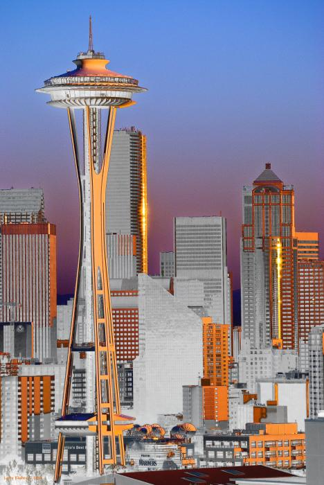 Larry Keahey - Seattle Architecture