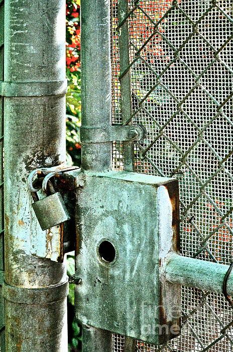 Secure Print by Gwyn Newcombe