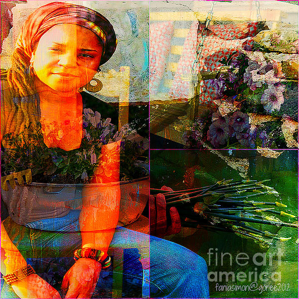 Fania Simon - Self - Growing Inside Out
