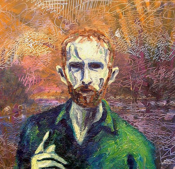 John  Nolan - Self Portrait