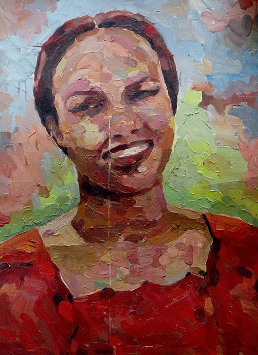 Negoud Dahab - Self Portrait
