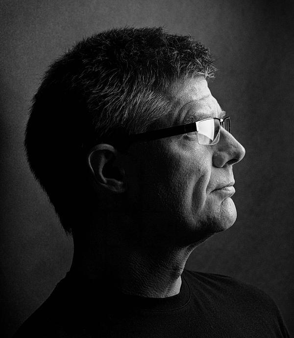 Peter OHara - Self Portrait Profile