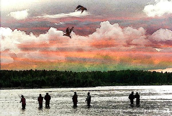 Carrie OBrien Sibley - Seven Fishermen