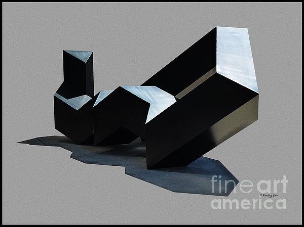 Xueling Zou - SF MOMA Sculpture