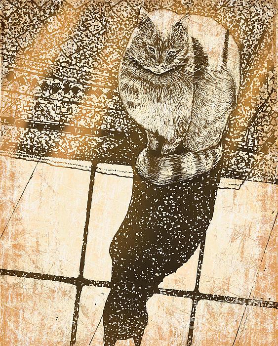 Laura Brightwood - Shadow Cat