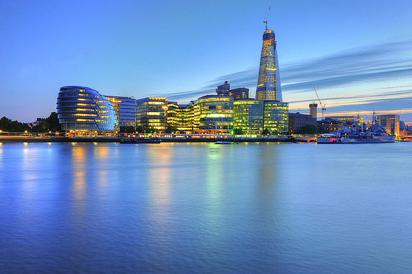 Shard Print by Photography Aubrey Stoll