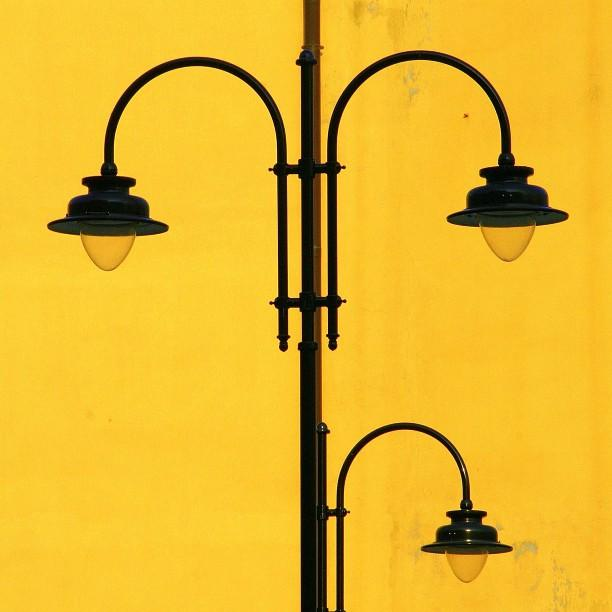 Shine On.. #italy #lamppost Photograph  - Shine On.. #italy #lamppost Fine Art Print