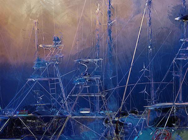 Carl Rolfe - Ship Ahoy