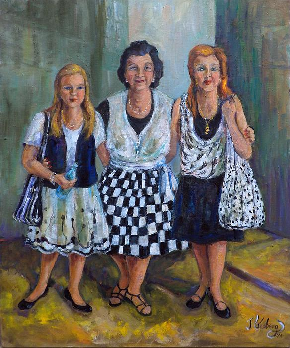 Jean Groberg - Shopper Family