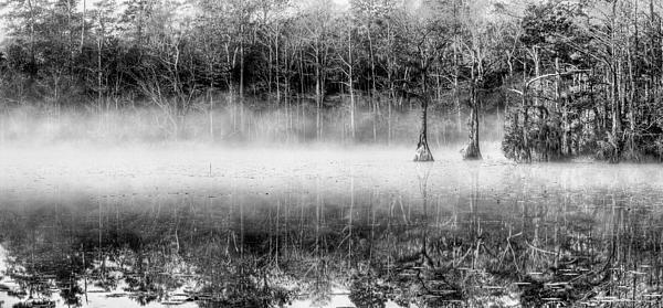 Shrouded Panoramic Print by JC Findley