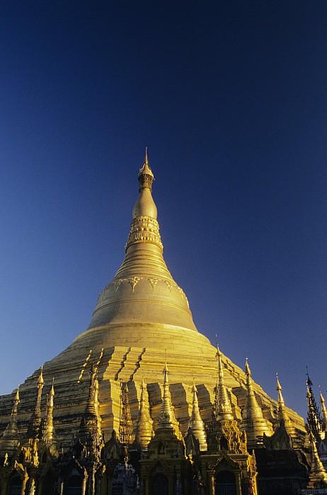 Shwedagon Paya Print by William Waterfall - Printscapes