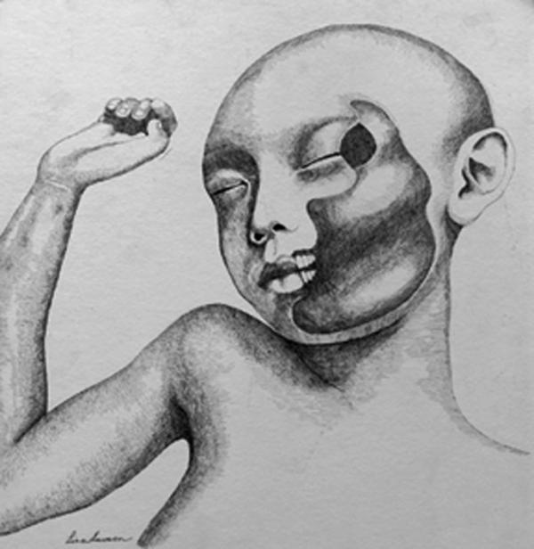 Lina Scarfi - Sick Boy
