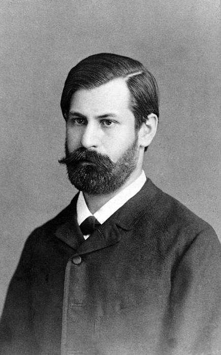 Sigmund Freud 1856-1939, In 1885, When Print by Everett