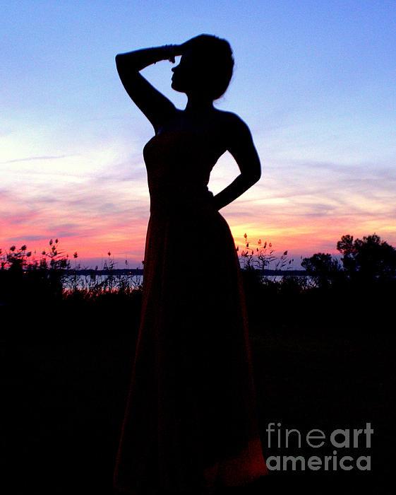 Vickie Hibler - Silhouette of Elegance