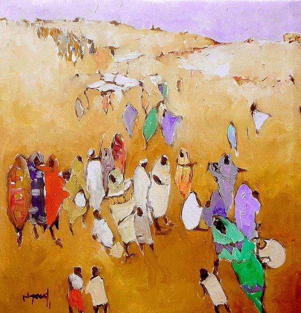Negoud Dahab - Simple People