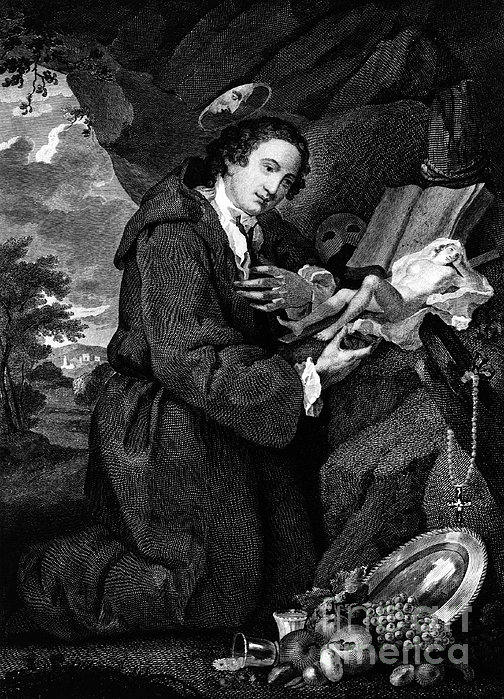 Sir Francis Dashwood Print by Granger