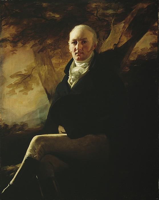Sir James Montgomery Print by Sir Henry Raeburn