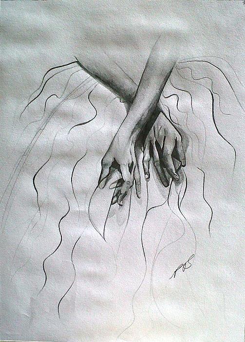 Skirt I. Print by Paula Steffensen