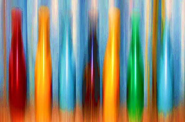 Skittles Print by Margaret Hormann Bfa