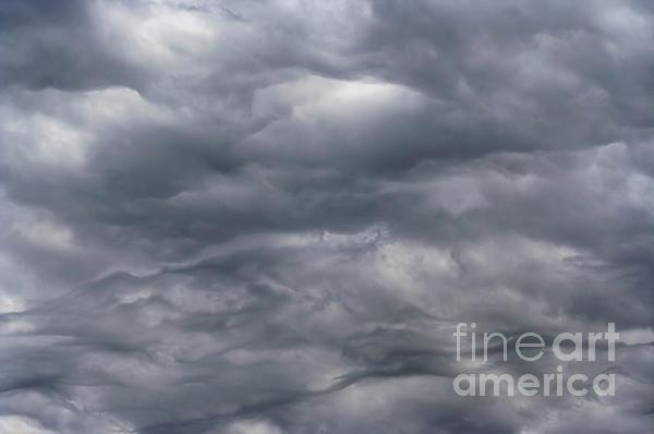 Sky Before Rain Print by Michal Boubin
