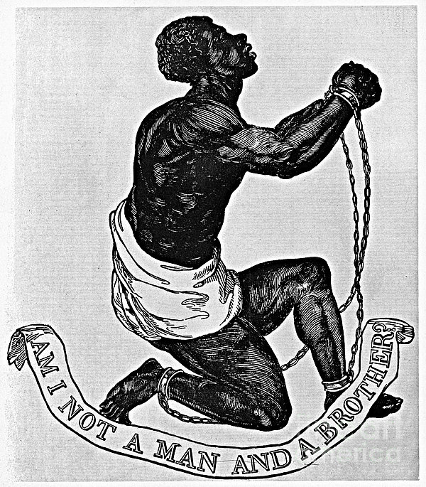 Slavery: Abolition, 1835 Print by Granger