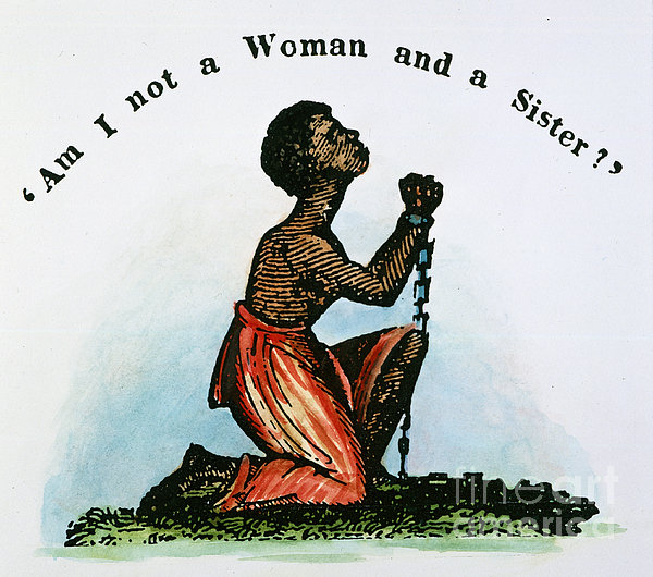 Slavery: Woman, 1832 Print by Granger