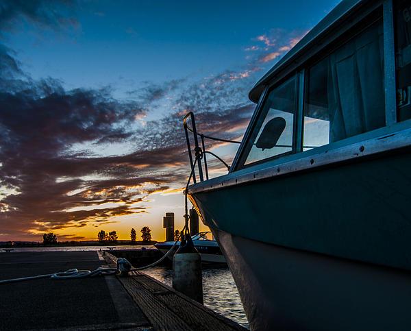 Gilbert Martinez - Sleeping boats