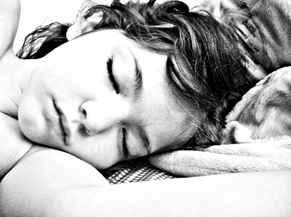 Sarah E Kohara - Sleeping
