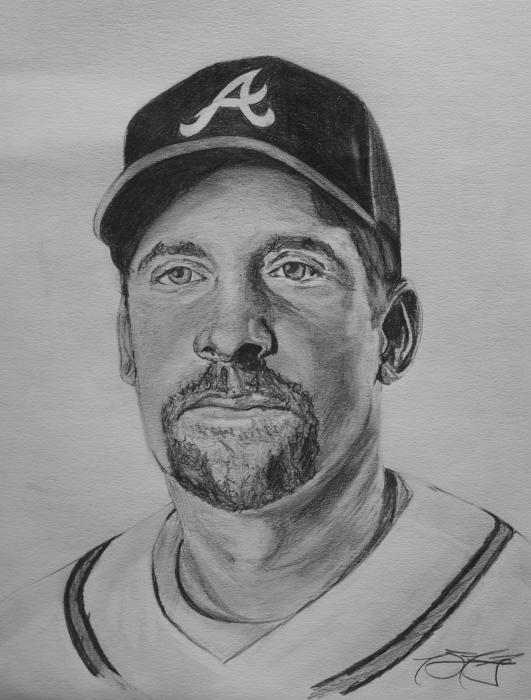 Smoltz Drawing 