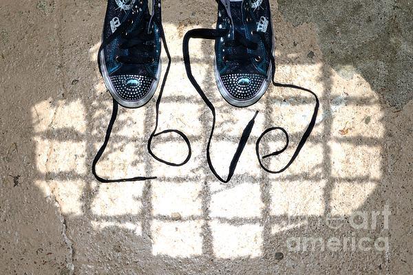 Sneaker Love 1 Print by Paul Ward
