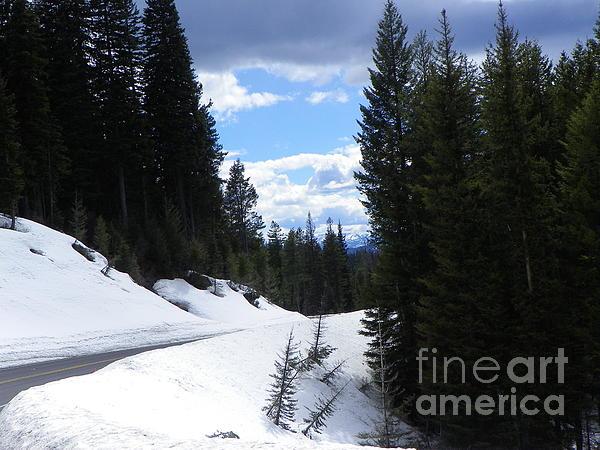 J J - Snow in June - Scenic Idaho