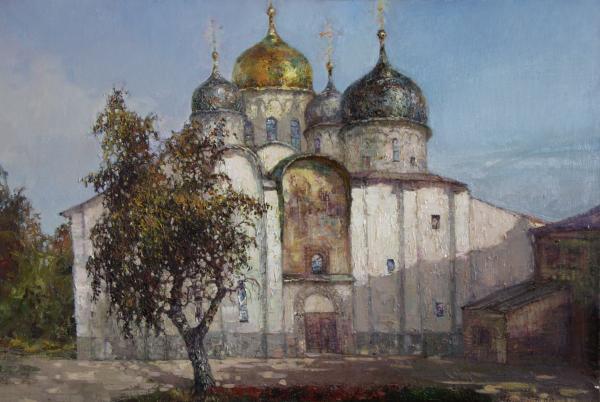 Yuri Alexandrov - Sofia Cathedral